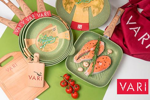 Коллекция сковорода Сила природы Vari