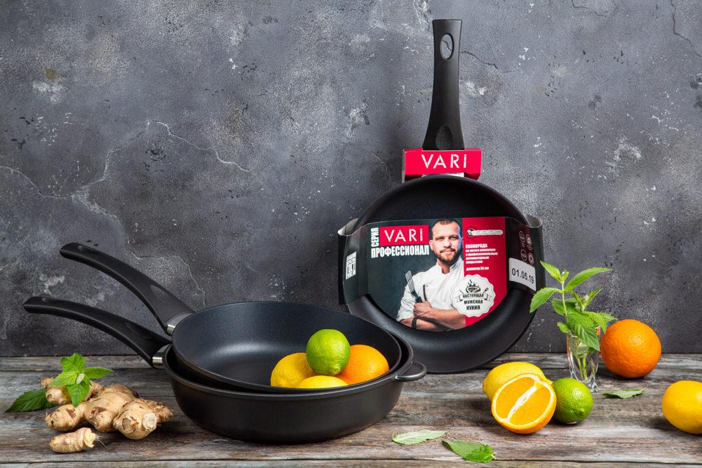 Серия профессионал Vari производитель посуды